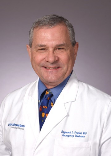 Ray Fowler, MD, FACEP, FAEMS