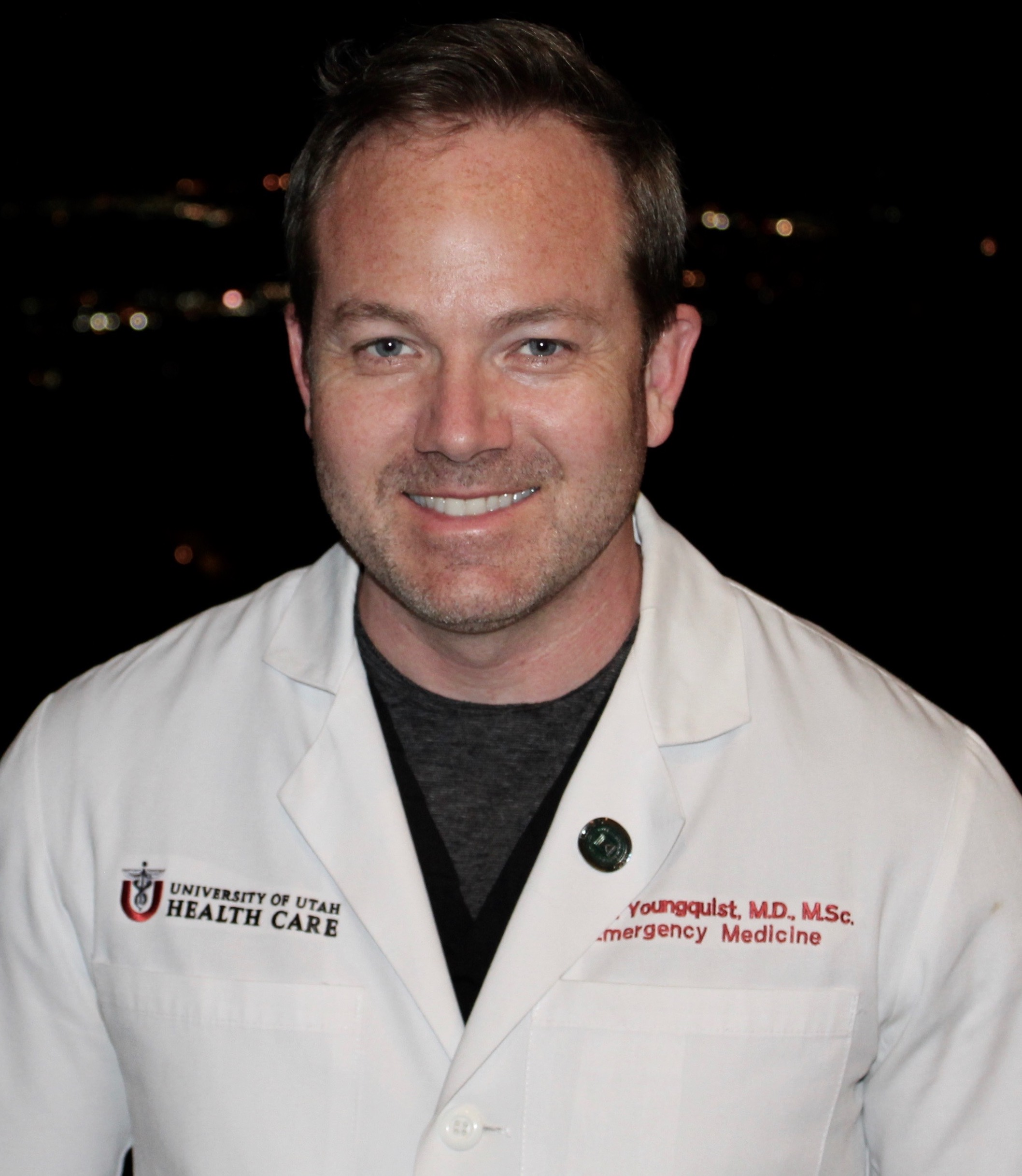 Scott T. Youngquist, MD, MS, FACEP, FAEMS