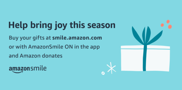 Shop AmazonSmile this Holiday Season
