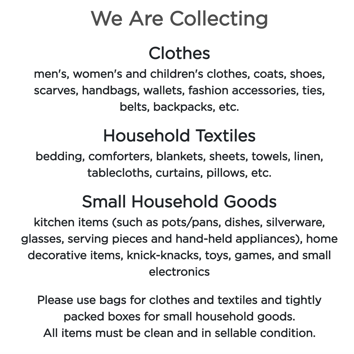 We are collecting...
