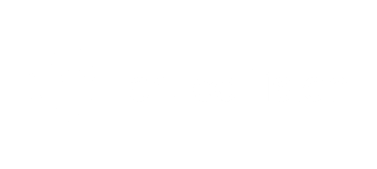 Art Collision Logo White PNG