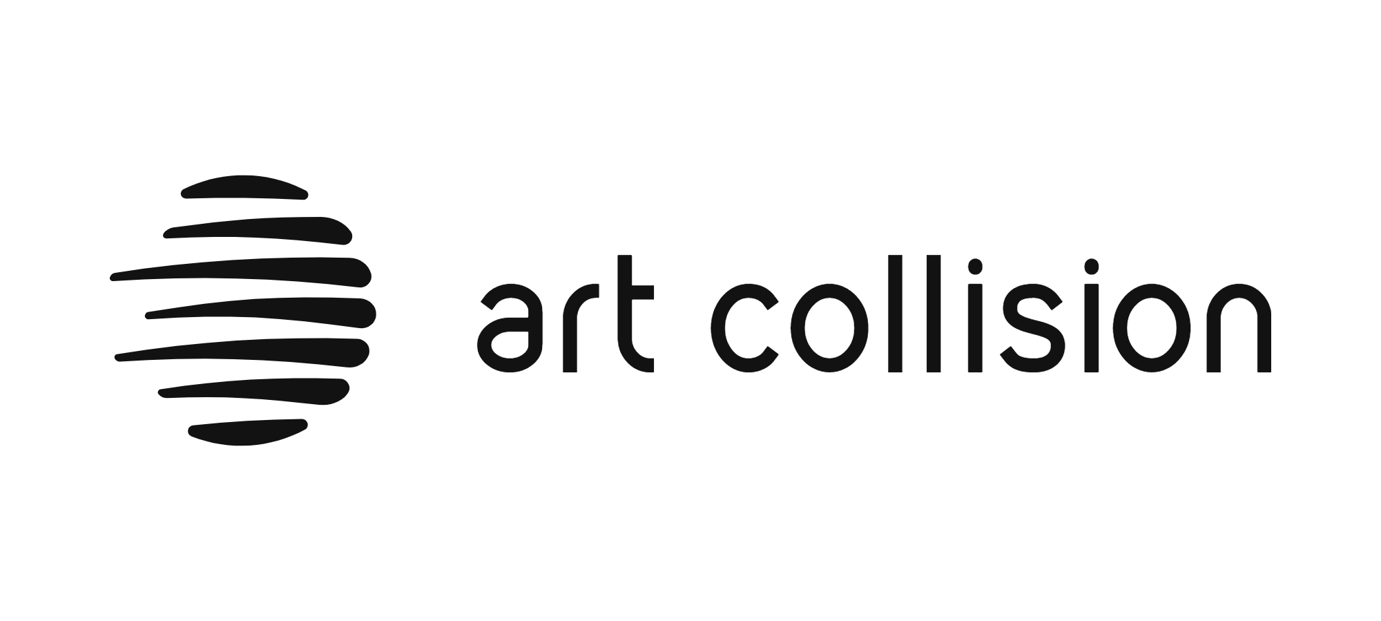 Logo Art Collision Art Gallery Marketing Agency