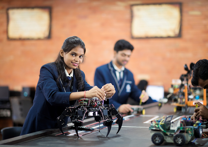 Robotic Competition 2020