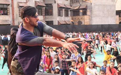 Any Body Can Dance With Terence Lewis