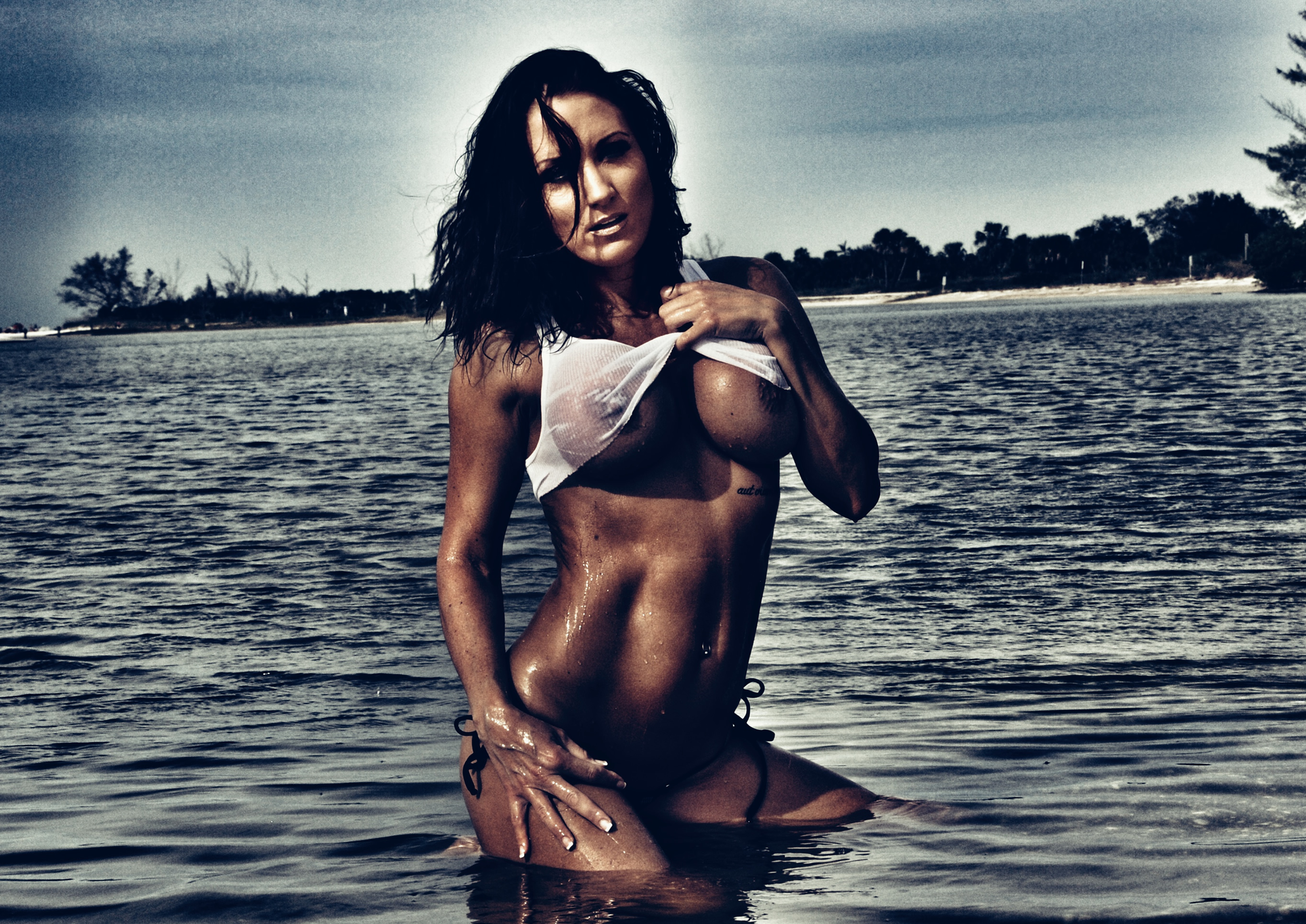 Sherri Gulley Topless Model