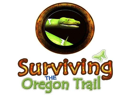 Surviving the Oregon Trail  |  Logo Design