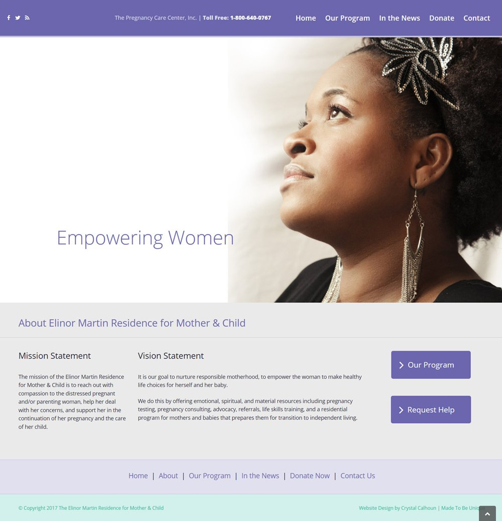 Ministry Website  |  EMR for Mother and Child
