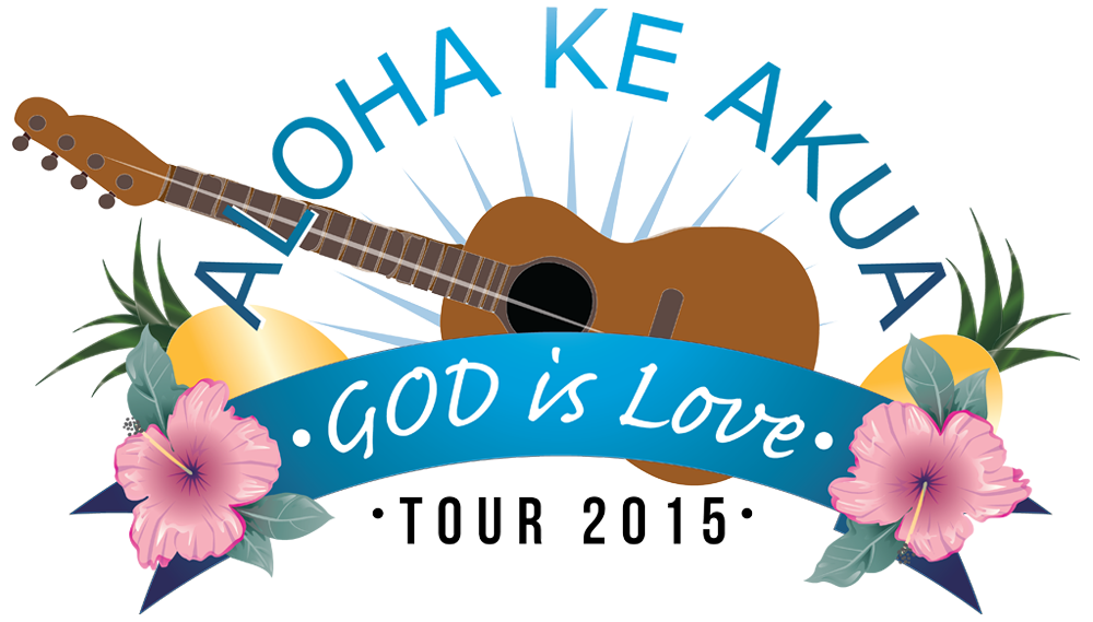 Logo Design for Hawaiian Tour Band