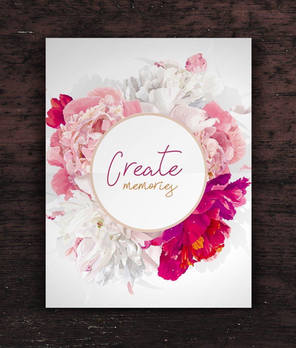 Custom Poster Design for Torah Sisters Magazine