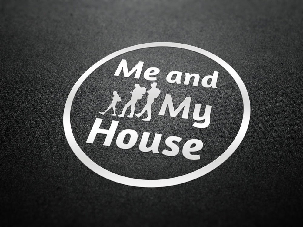 Professional Logo Design – Me and My House