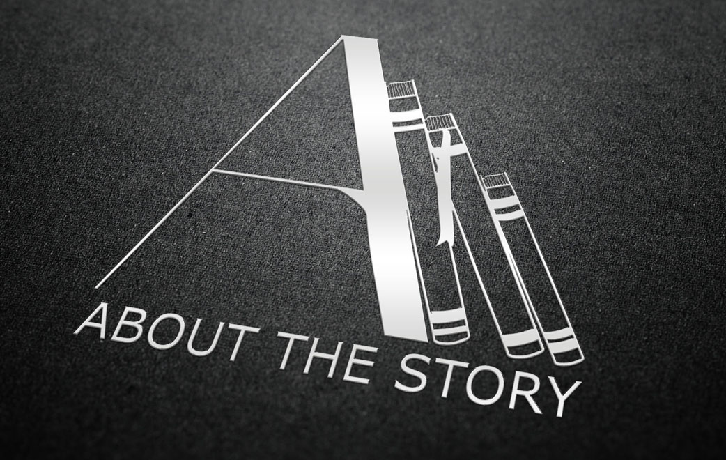Author Logo Design |  About the Story