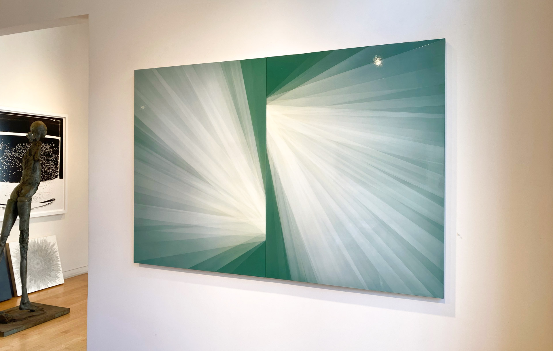 Bernadette Jiyong Frank | Time Shadow 2020 | Dolby Chadwick Gallery