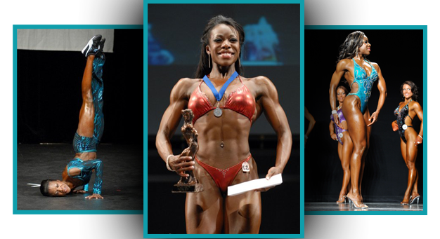 National Level Fitness and Figure Athlete Marla Grant