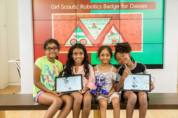 Girl Scouts STEM Award
