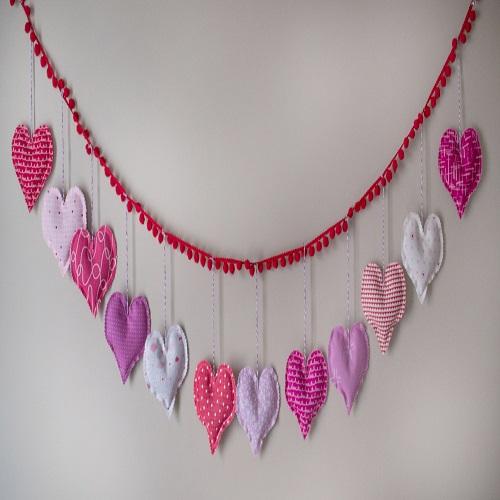 Heart Sachet Ornament