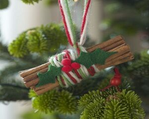Cinnamon Sticks Ornaments