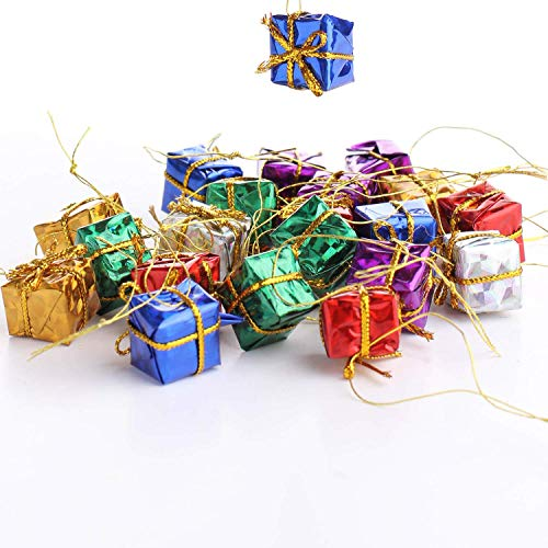 Tiny Presents Ornaments