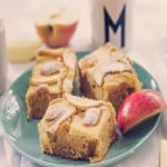 Brown Sugar Apple Slice