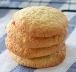 Coconut Cookies (Biscuits)