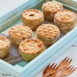 Mini Mason Jar Chicken Pot Pies