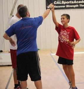 CAL Sports Academy Setting Goals