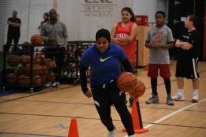 NBA skills challenge finalists