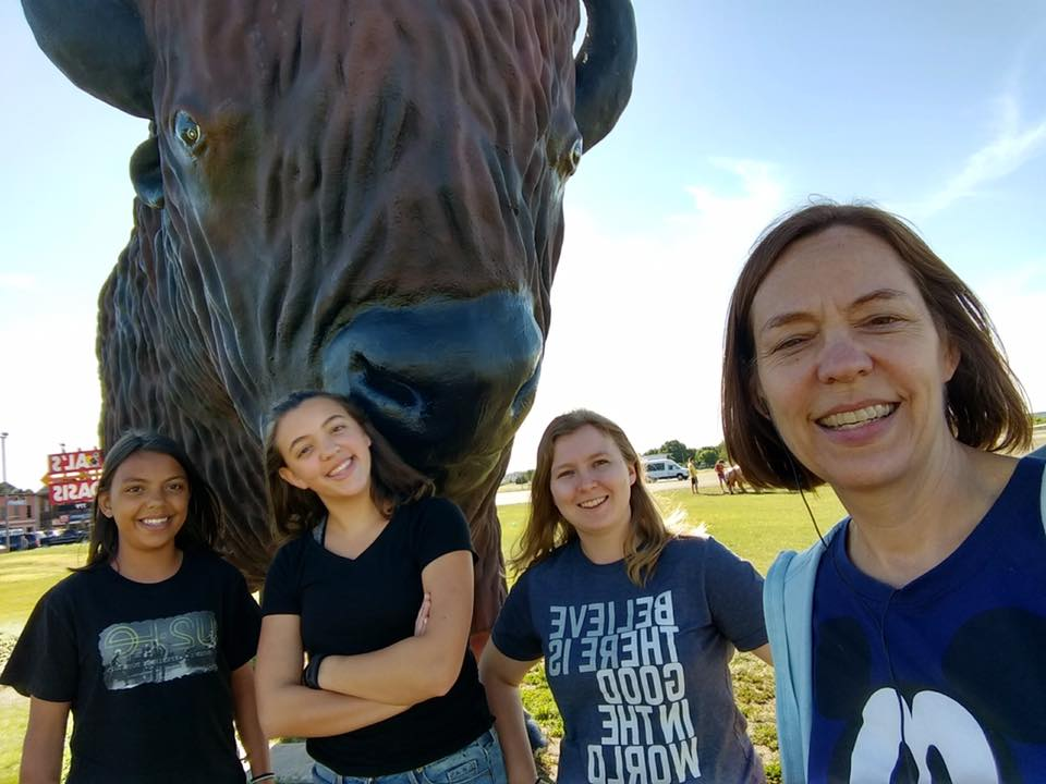 Youth pic - South Dakota Trip pic