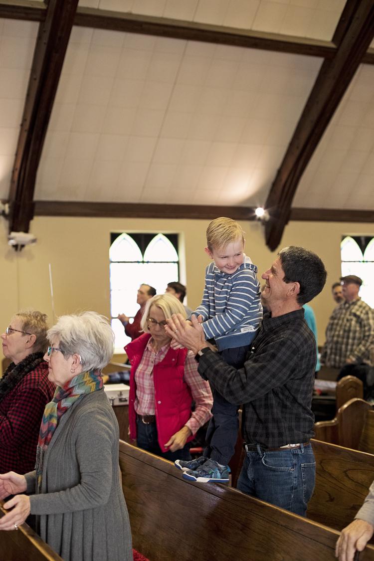 worship congregation 4 (children)