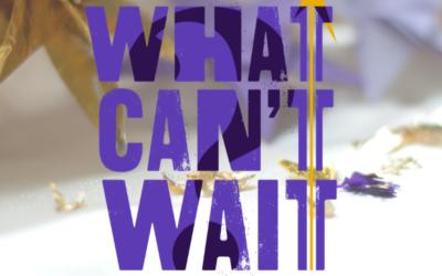 Courage Can't Wait – Matthew 1:18-25