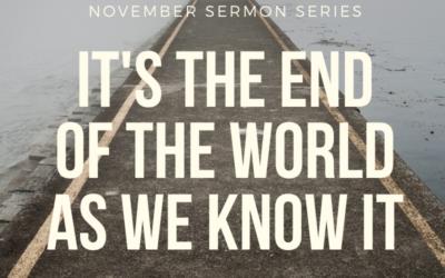 Prove Who You Are – Luke 23:33-43