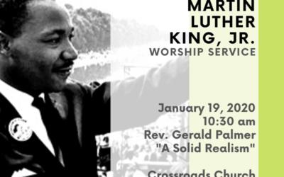 A Solid Realism – Psalm 107:10-15 MLK Sunday