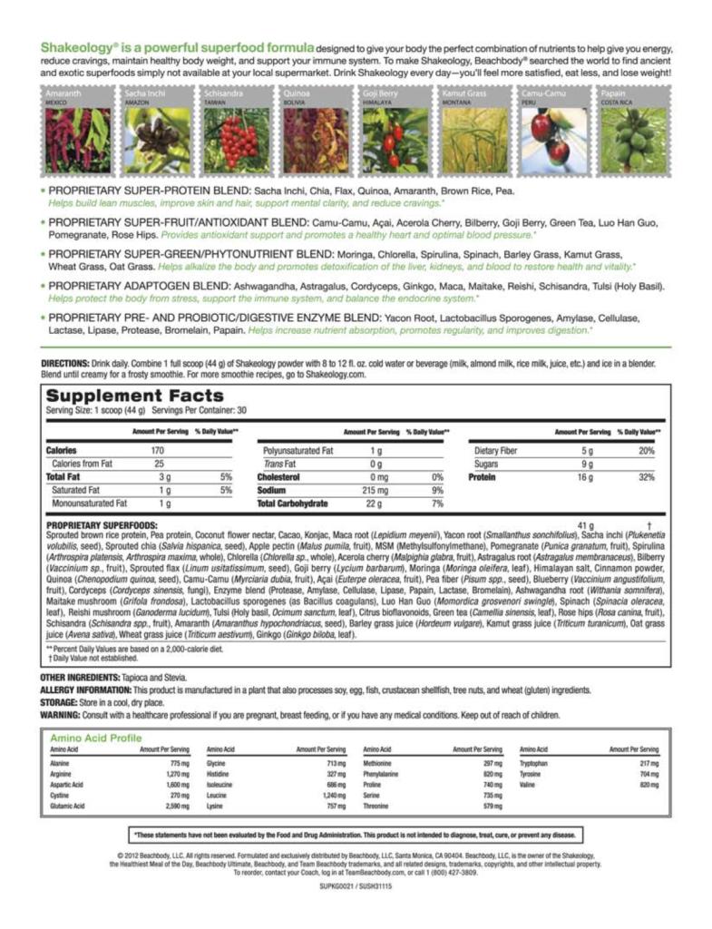 cholocate_vegan_shakeology_ingredients