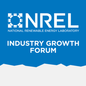 Fluence Analytics Accepted into NREL's 2018 Growth Forum @ Westin Downtown Denver