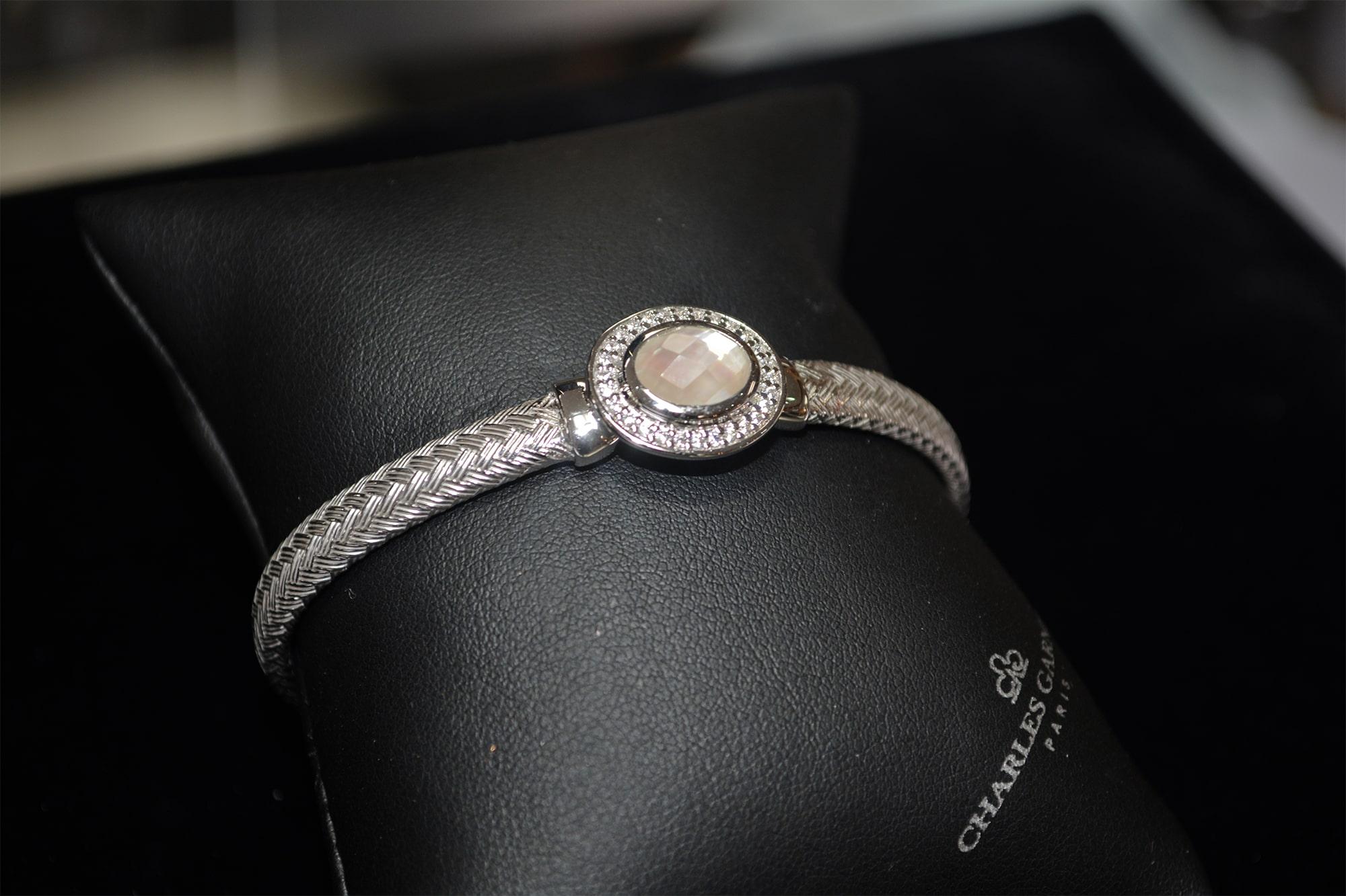 Breathtaking Jewelry From Charles Garnier