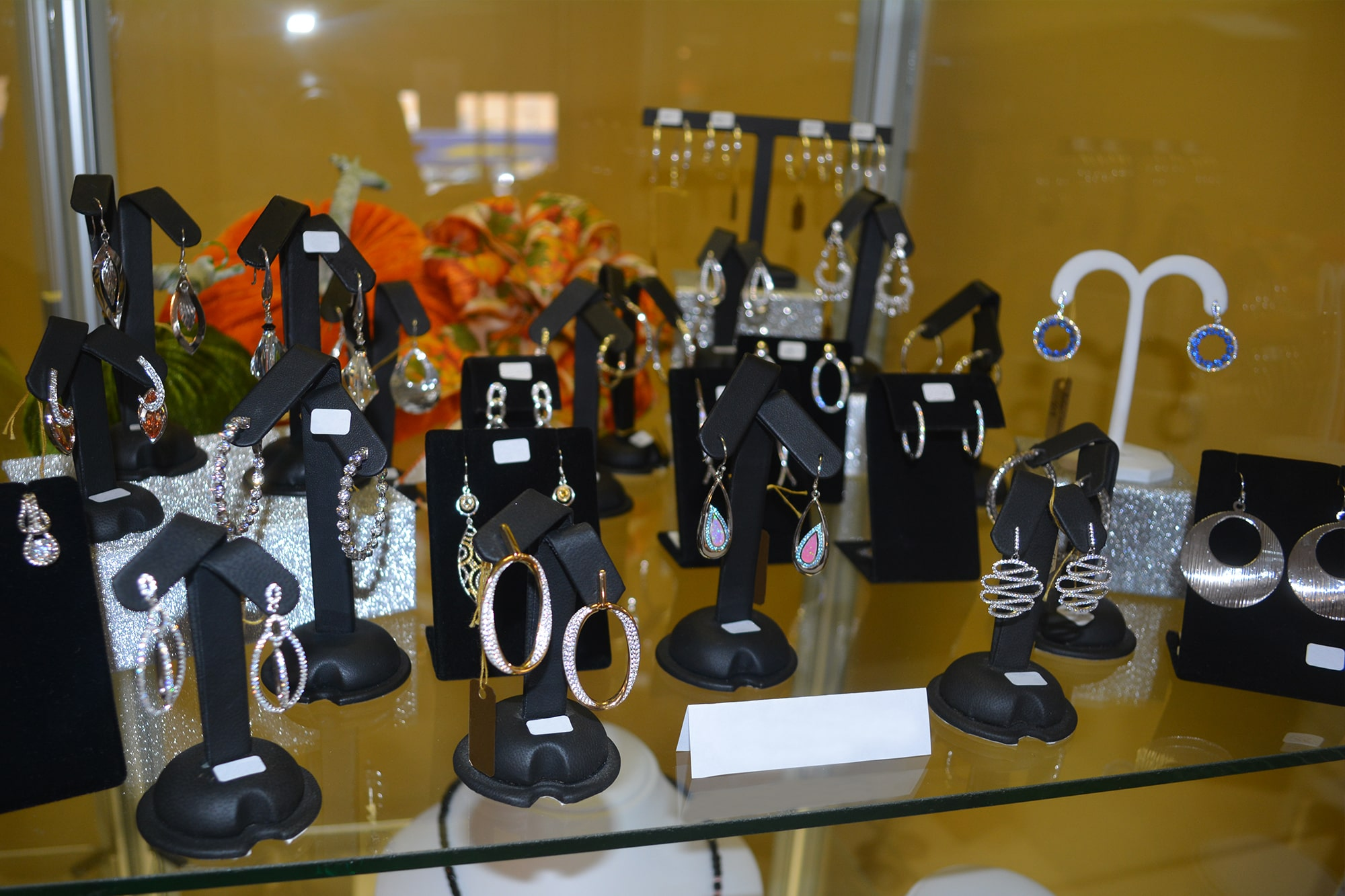 The Different Types of Gold, Silver, and Diamond Earrings At Crowne Jewelers