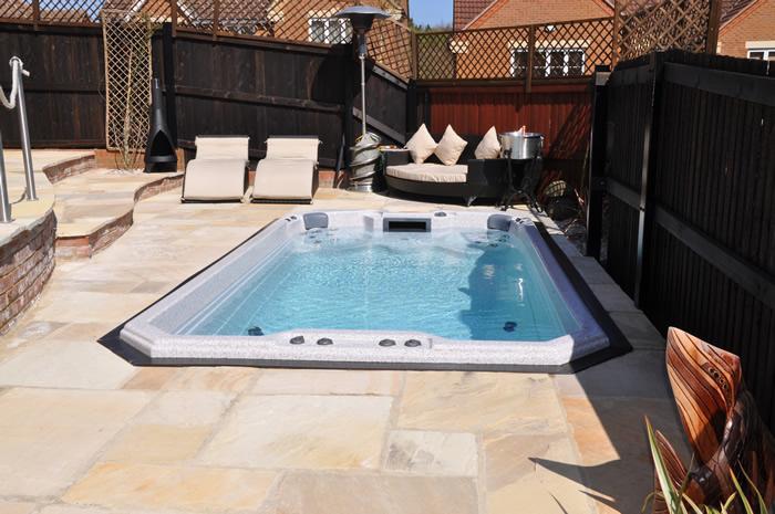 view-of-install-of-swim-spa-backyard