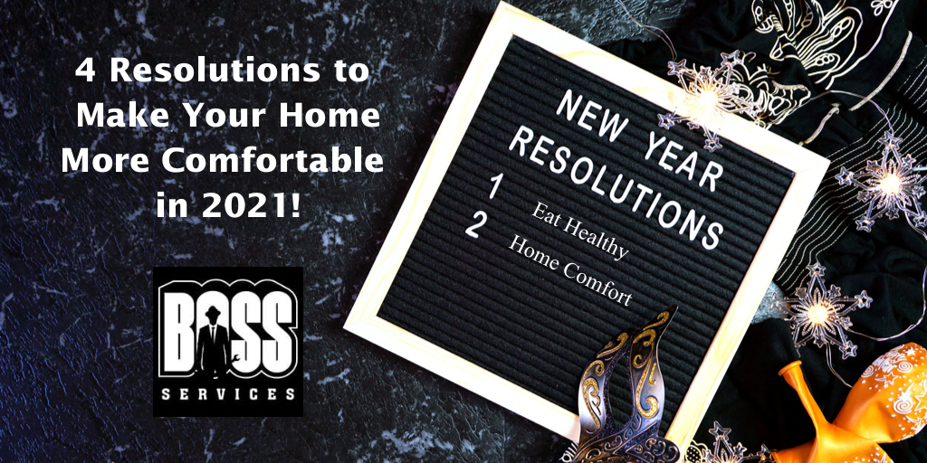 make your home more comfortable