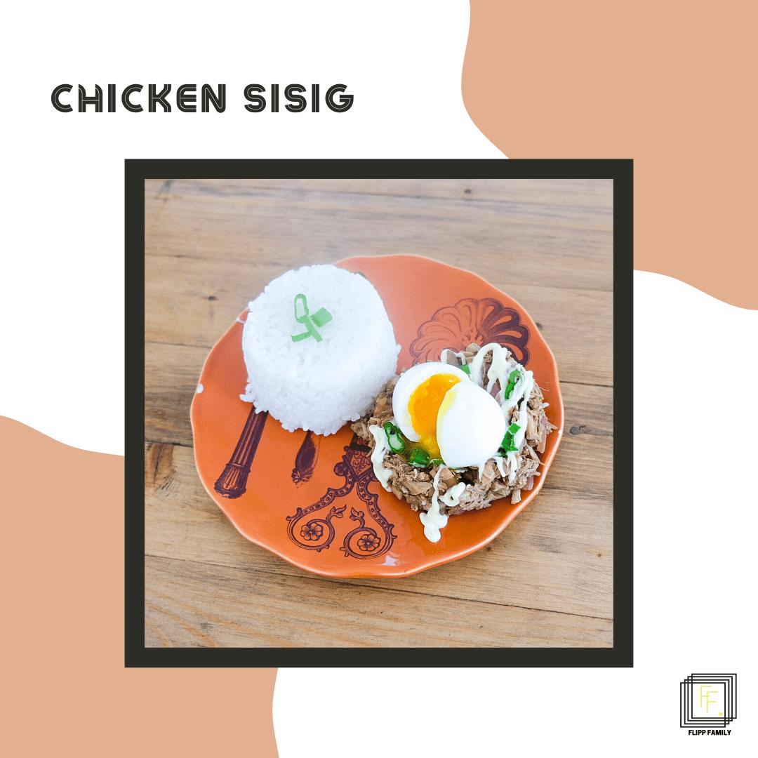 Easy Filipino Recipe: Chicken Sisig