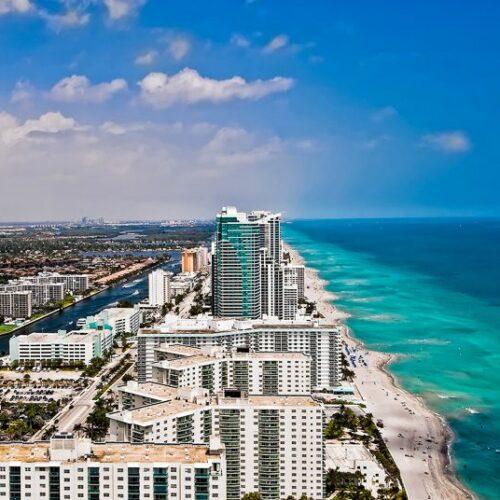 hallandale beach skyrises