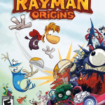Rayman Origins Box