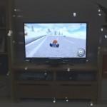 Microsoft Research Illumniroom for the Xbox