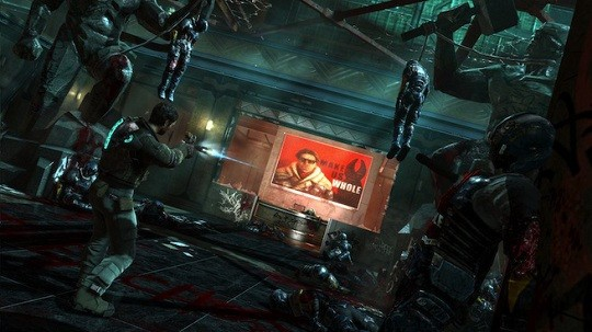 Dead Space 3 colony