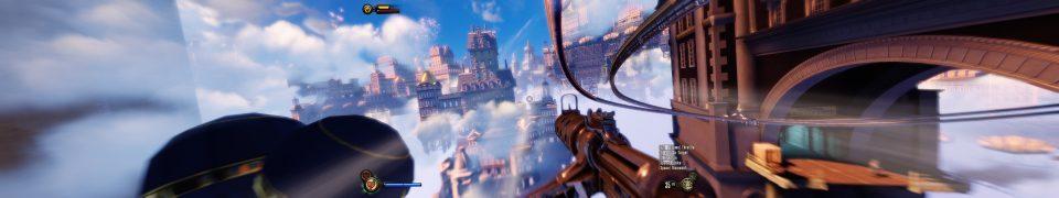 Bioshock Infinite Sky