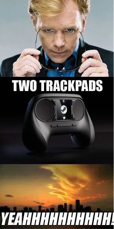 twotrackpads