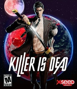 Killer is Dead box