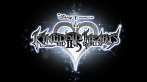 Kingdom Hears HD 2.5 ReMIX