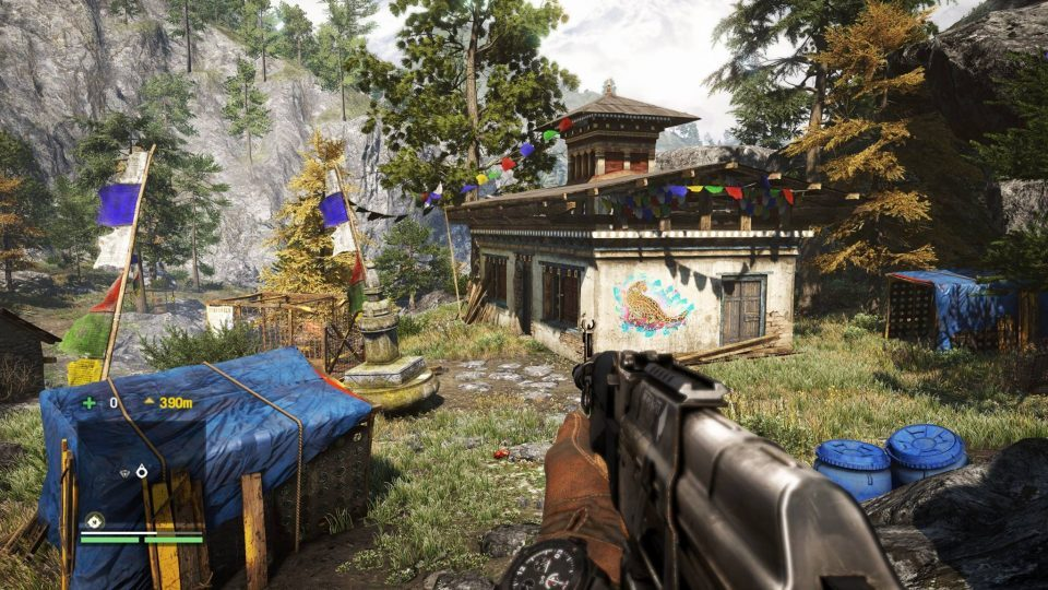Far Cry 4 is purdy