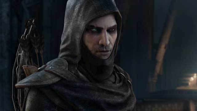 Garret, Thief, not model