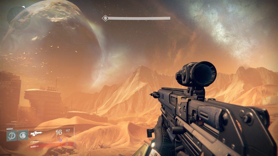 Destiny Mars