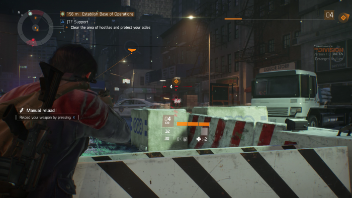 Division Gameplay